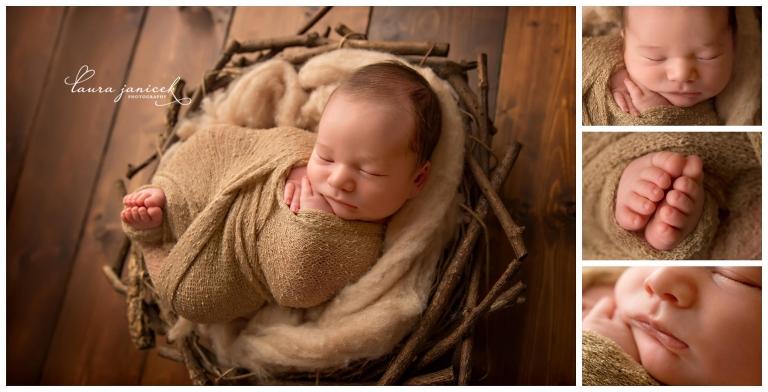 Nashville Newborn Photographer Brentwood Baby Photographer Laura Janicek Photography