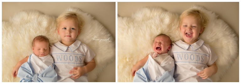 Brentwood Newborn Photographer Laura Janicek Photography
