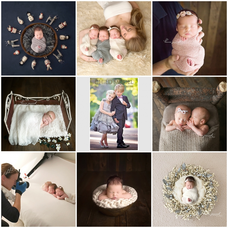 Best baby photographer Brentwood, TN, Franklin, TN and Nashville, infant photographer, posed newborn pictures and baby photography.