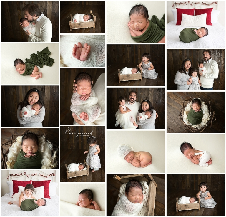 Franklin Newborn Photographer